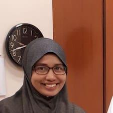 Profil utilisateur de Nur Arina