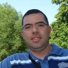 Profil utilisateur de Ronaldo