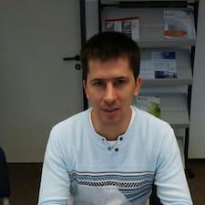Perfil do utilizador de Remnikov