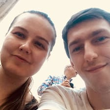 Anna & Aleksei User Profile
