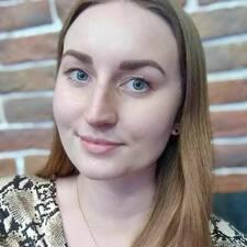 Henkilön Natalia käyttäjäprofiili
