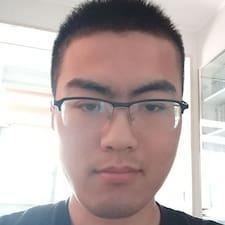 Henkilön 震宇 käyttäjäprofiili