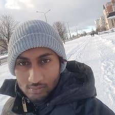 Profil korisnika Kamesh