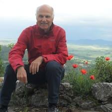 Erhard - Uživatelský profil