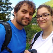 โพรไฟล์ผู้ใช้ Benoît & Nikki