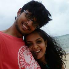 Priyata & Puneet User Profile