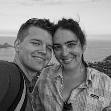 Jesse & Rachel felhasználói profilja