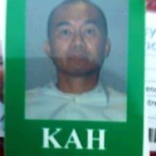 Kah Leong的用户个人资料