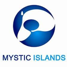 Gebruikersprofiel Mystic Islands