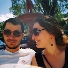Профиль пользователя Julie & Guillaume