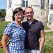 Anaïs Et Jean Francois — хозяин.