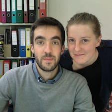 Delphine & Adrien的用戶個人資料