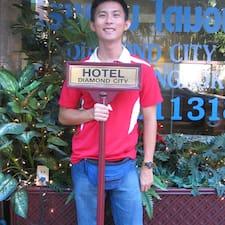 TeeKong User Profile