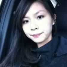 Delfina felhasználói profilja