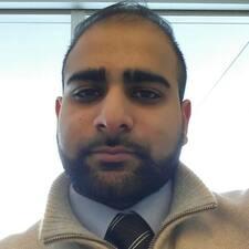 Waleed User Profile