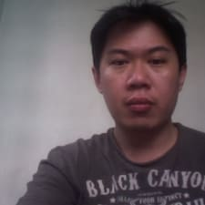 Profilo utente di Jiang Ho