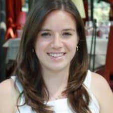 Marie-Eve felhasználói profilja