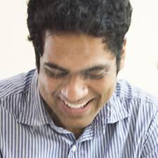 Användarprofil för Krishnan