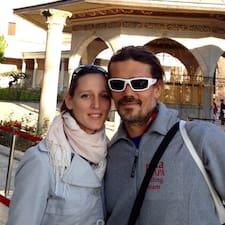 Ivana & Riccardo User Profile