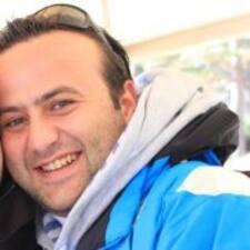 Murat is the host.