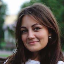 Nutzerprofil von Anastasiya