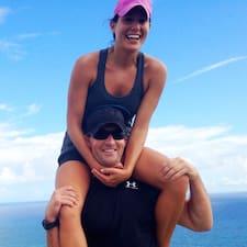 Lindsay(& Brian)