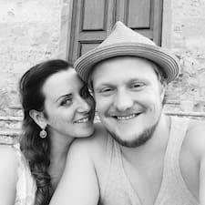 Nutzerprofil von Angelika & Artur