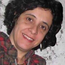 Tânia ist der Gastgeber.