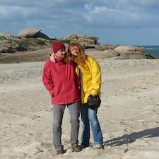 Gebruikersprofiel Corinne & Joël