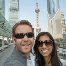 Andrew & Rupal User Profile