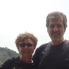Profil utilisateur de Gisela & Jose
