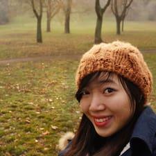 Profil utilisateur de Kieu Trinh