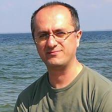 Behrooz User Profile