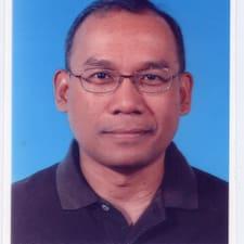 Profil utilisateur de Jamaludin