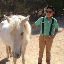 Användarprofil för Pony Lee