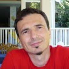 Profil utilisateur de Ionut