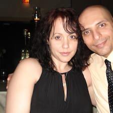 Elena & Tarek User Profile