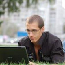 Dmytro的用戶個人資料