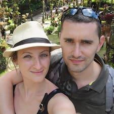 Anthony & Hélène User Profile