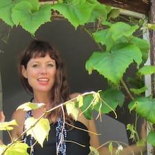 Melita felhasználói profilja
