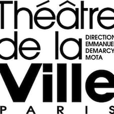 Théâtre De La Ville User Profile