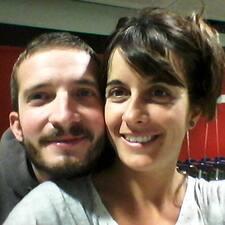 Miryam & Lorenzo User Profile