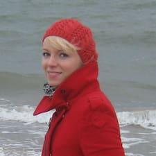 Anastasja Brugerprofil
