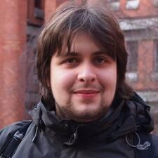 Boris felhasználói profilja