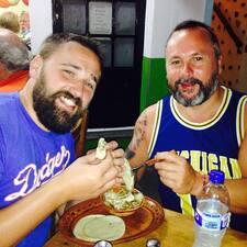 Emilio & Paul User Profile