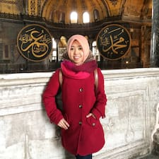 Siti Nur Nadierah User Profile