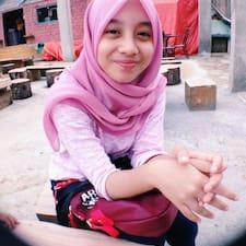 โพรไฟล์ผู้ใช้ Syafiqah Syakira