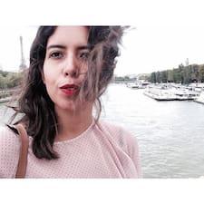Gebruikersprofiel Mariana