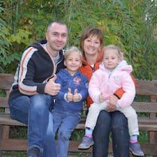 Tatiana, Sasha, Ilya & Valeriya的用户个人资料