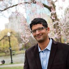 โพรไฟล์ผู้ใช้ Vijay